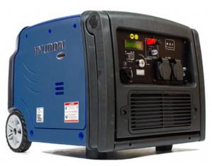 Bilde av Hyundai hy3200 sei med elektrisk start og